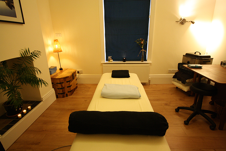 Therapy Room Sheffield Massage Consultation