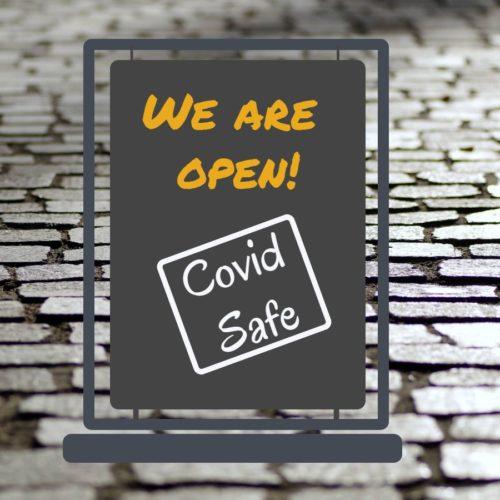 Covid Safe generic facebook post